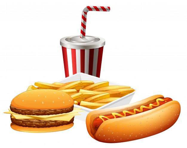 fast food set 1308 27150