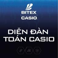 Bitex Casio